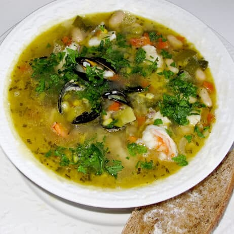 Fish and Seafood Stew
