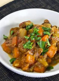 Beef And Ale Stew Recipe Pickled Plum Food And Drinks