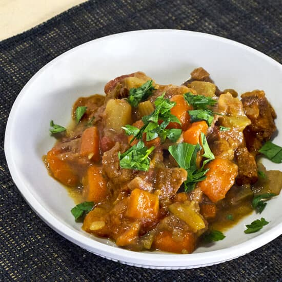 Beef and Ale Stew Recipe