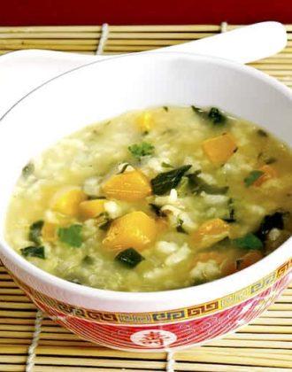 bowl of congee