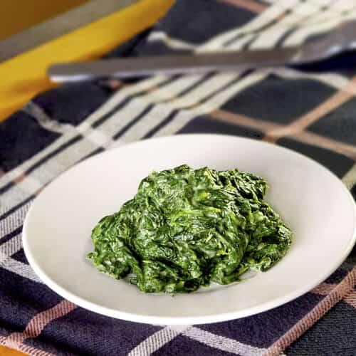 Julia Child's Creamed Spinach Recipe