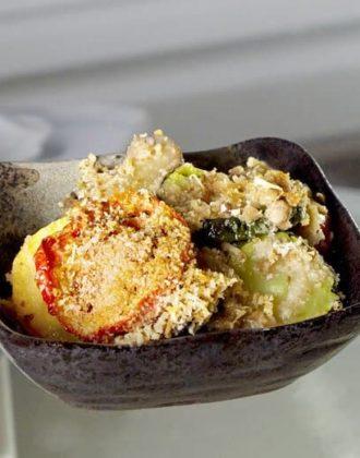 thomas keller vegetable gratin