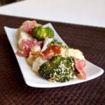 cauliflower broccoli gratin