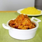 Jamie Oliver's pork vindaloo curry