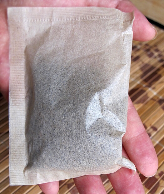 mugicha tea bag