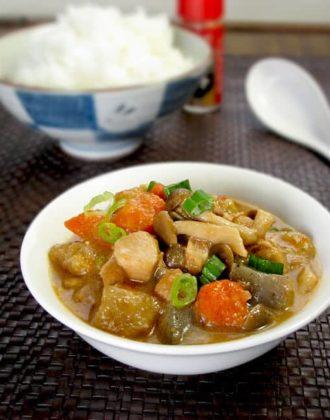 konnyaku stew