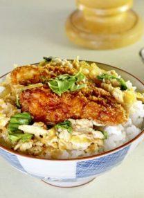 japanese katsudon