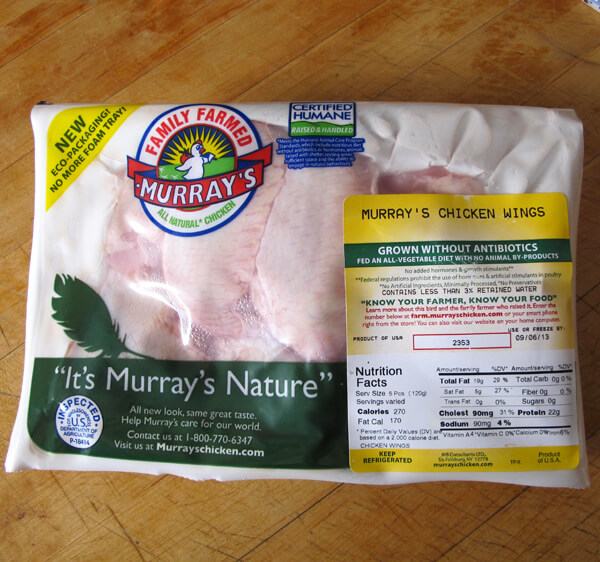 murrays chicken