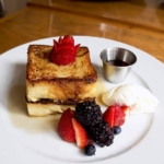 spiced chai french toast