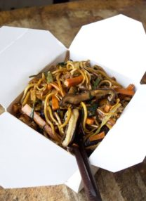 vegetable chow mein noodles 600