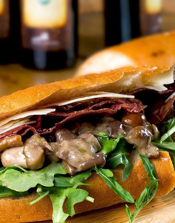 Firenze Sandwich at Sfilatino