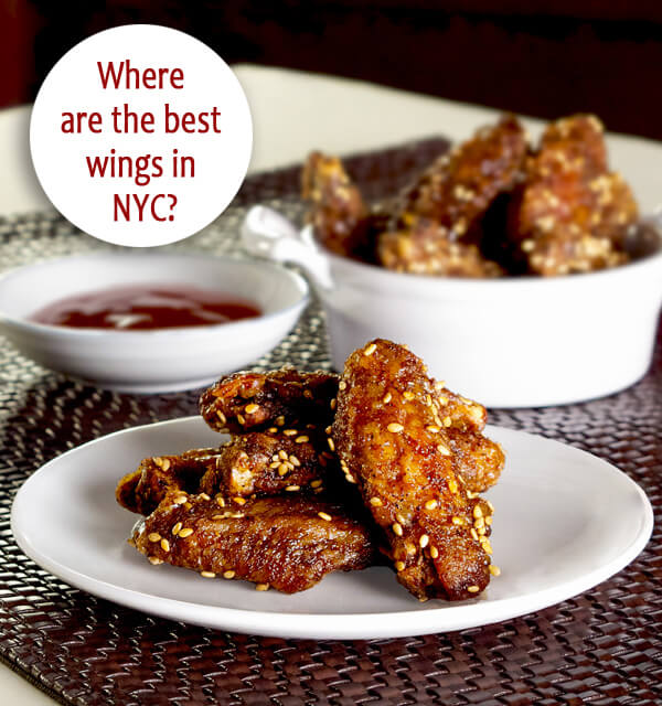 best chicken wings nyc