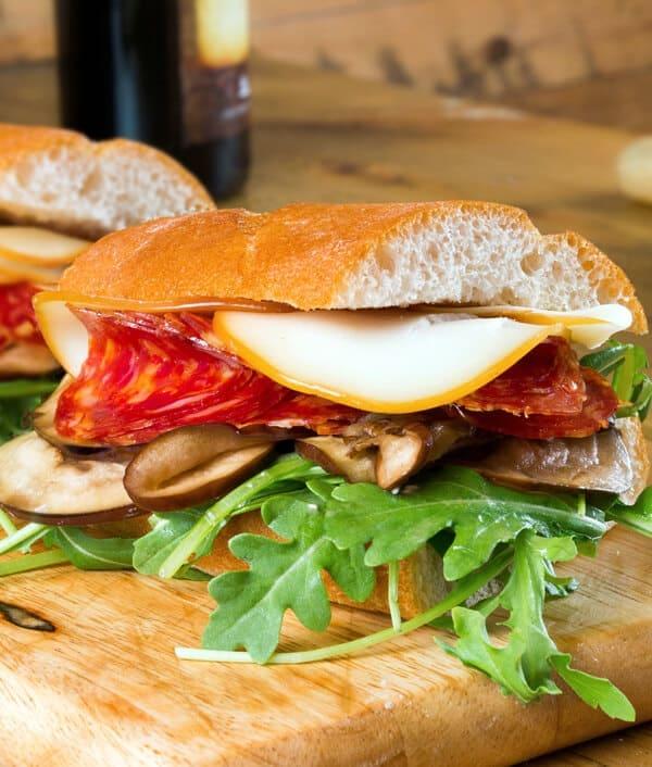 sfilatino crotone sandwich