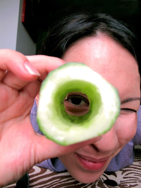 hollow cucumber
