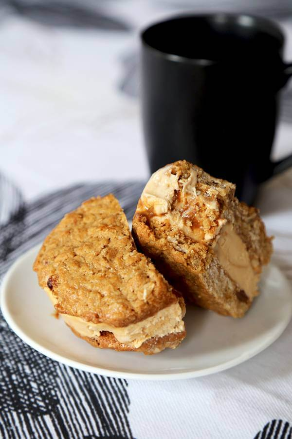 Ice Cream Sandwiches at Bierkraft