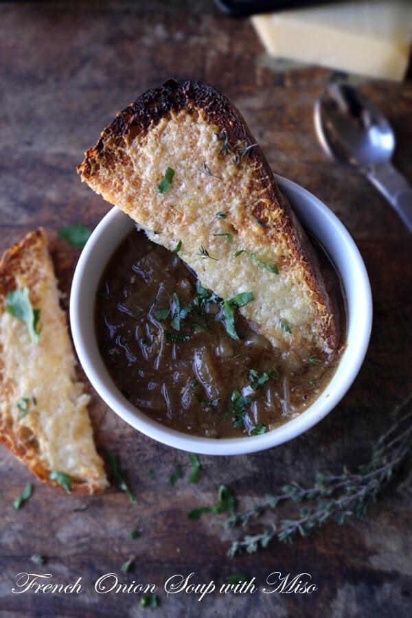 onion miso soup edwardian writing