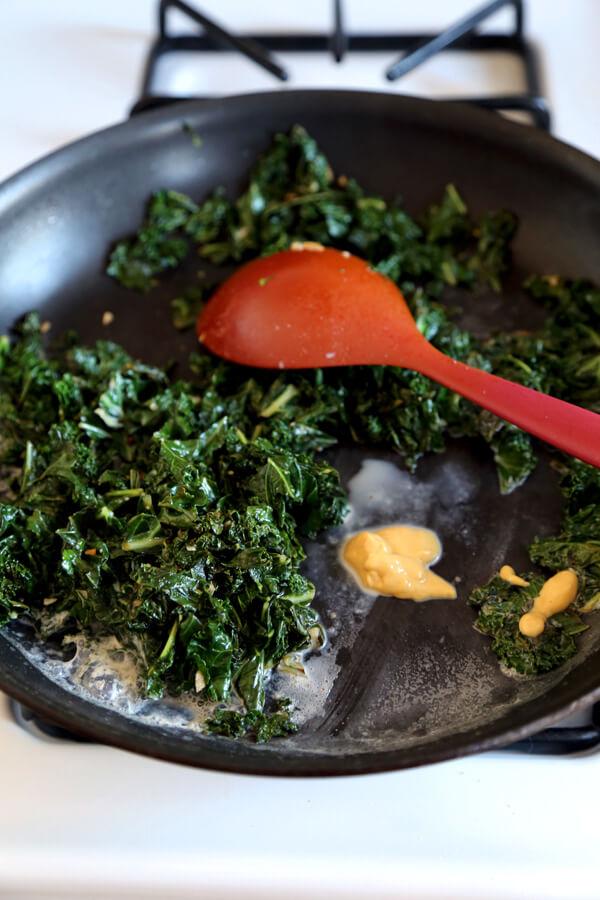 kale-mustard