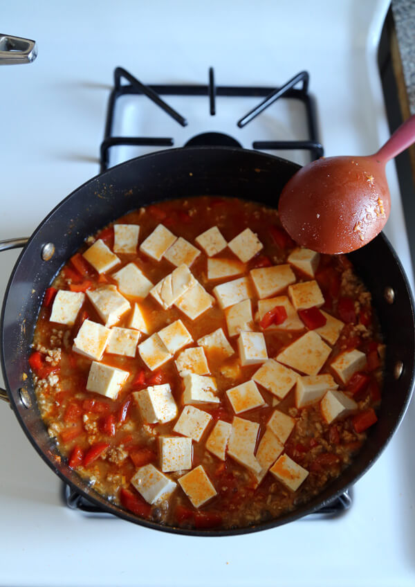 tofu-in-sauce