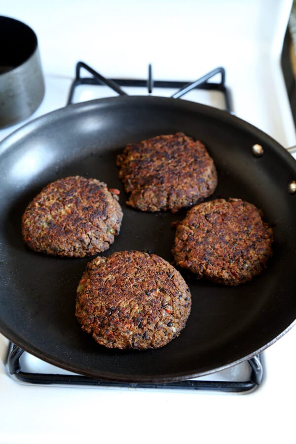 patties-frying