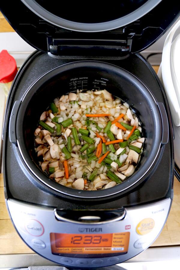 veggies-cooker