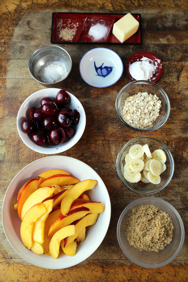 crumble-ingredients