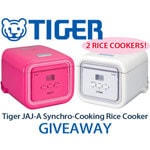 Tiger JAJ-A Rice Cookers