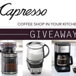 Capresso coffee maker set (CLOSED)