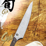 Shun kanso knife (CLOSED)