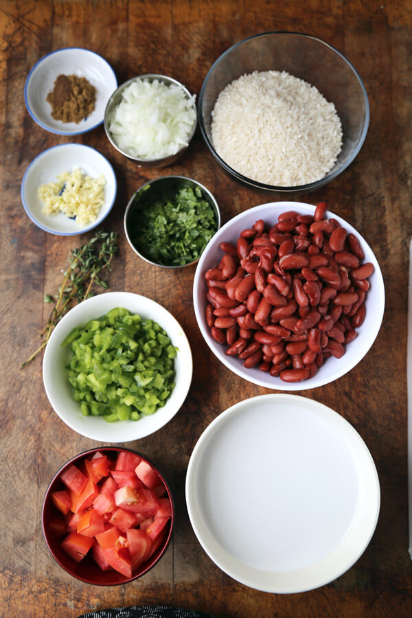 rice-beans-ingredients