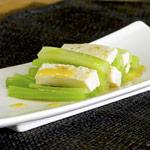 spicy celery tofu