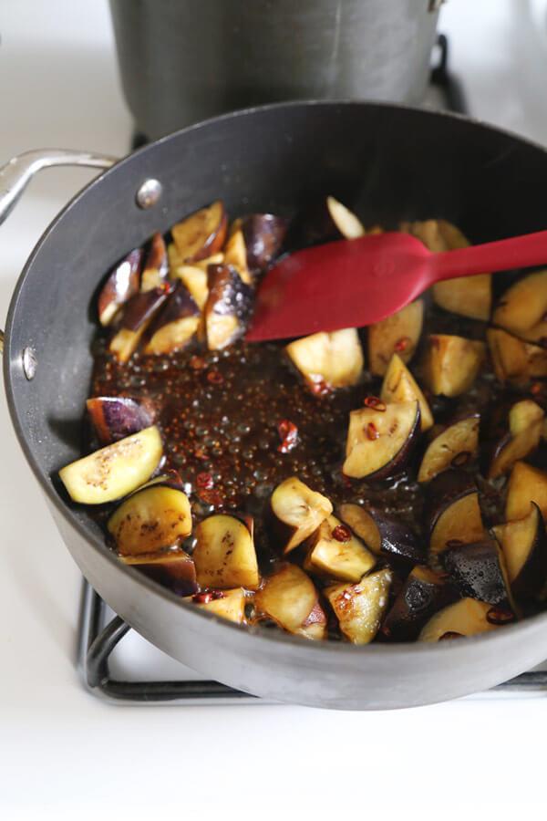 eggplant-sauce