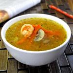 Bangkok Tom Yum Soup