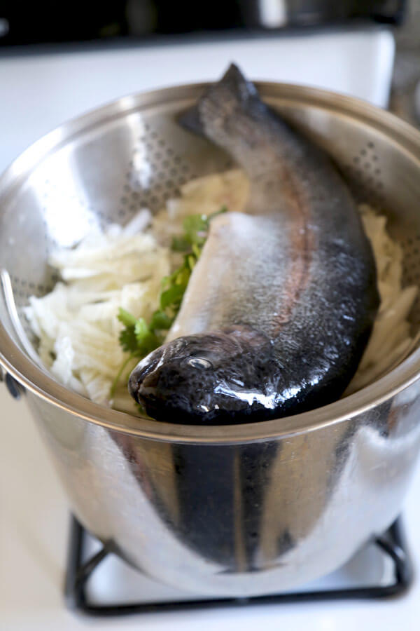 fish-in-steamer