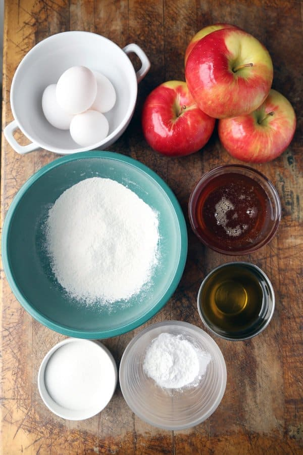 apple-cake-ingredients