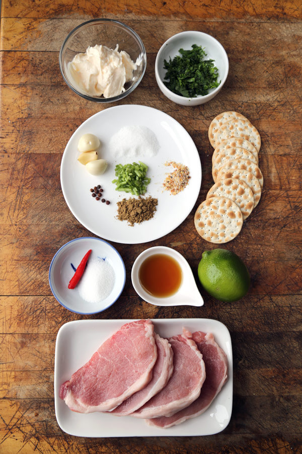 pork-chop-ingredients