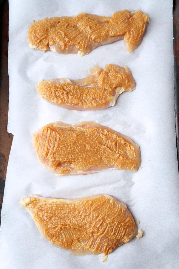 chicken-miso