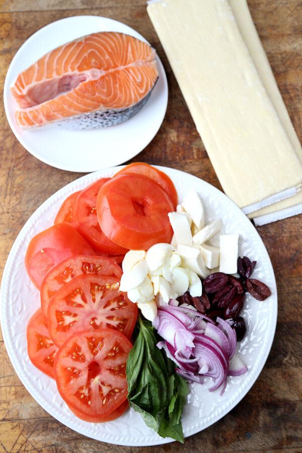 salmon-en-choucroute-ingredients
