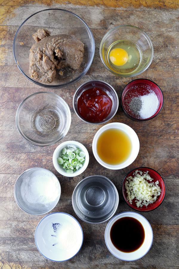 veggie-meatballs-ingredients