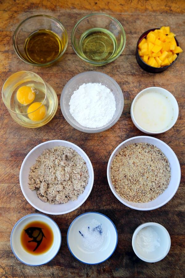 muffin-ingredients