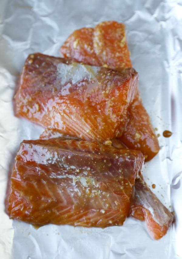 salmon-foil