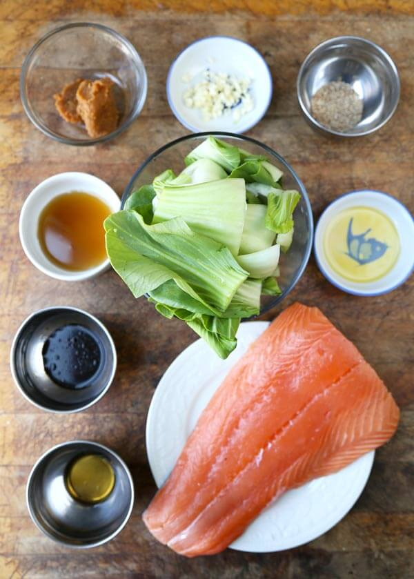miso-salmon-ingredients