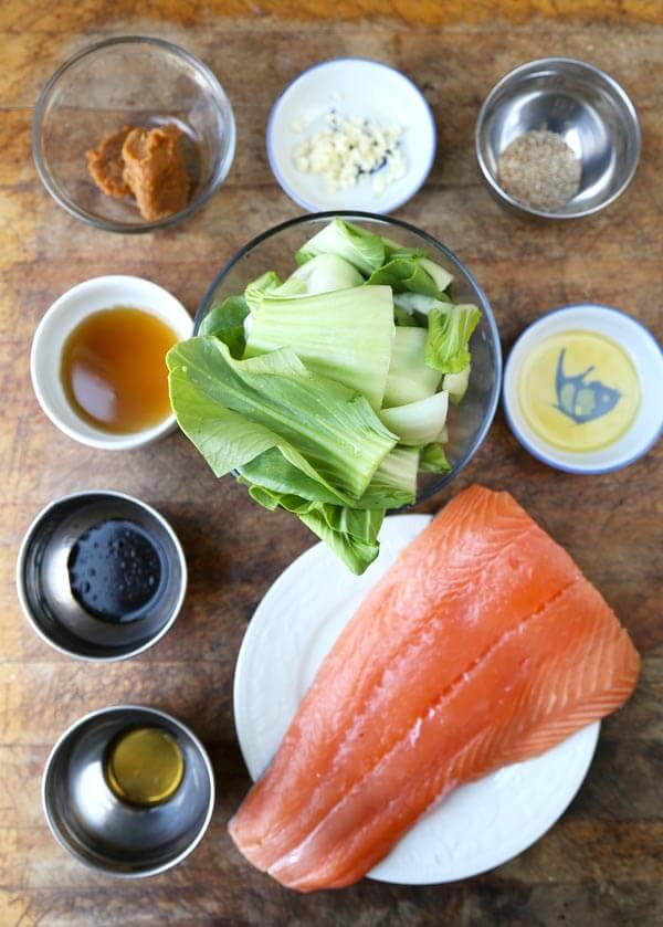 miso-salmon-ingredients