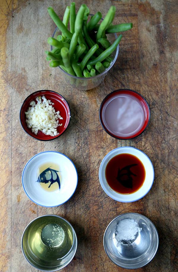 green-beans-ingredients