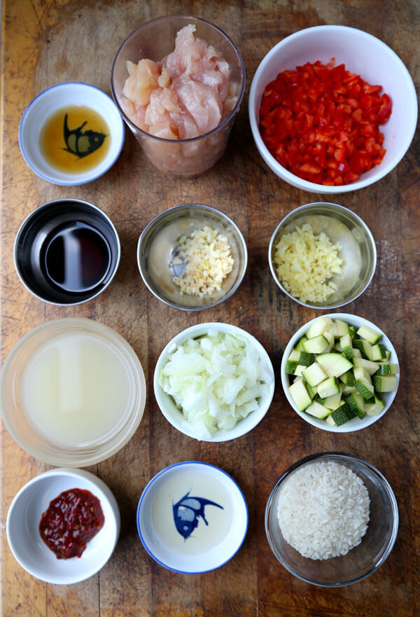 szechuan-rice-ingredients