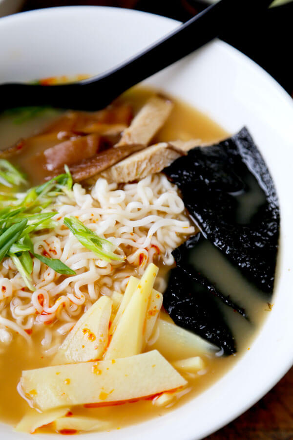 homemade ramen easy recipe