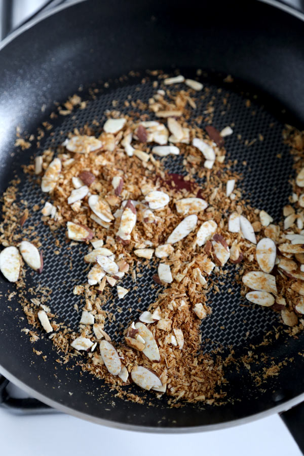 almonds-breadcrumbs