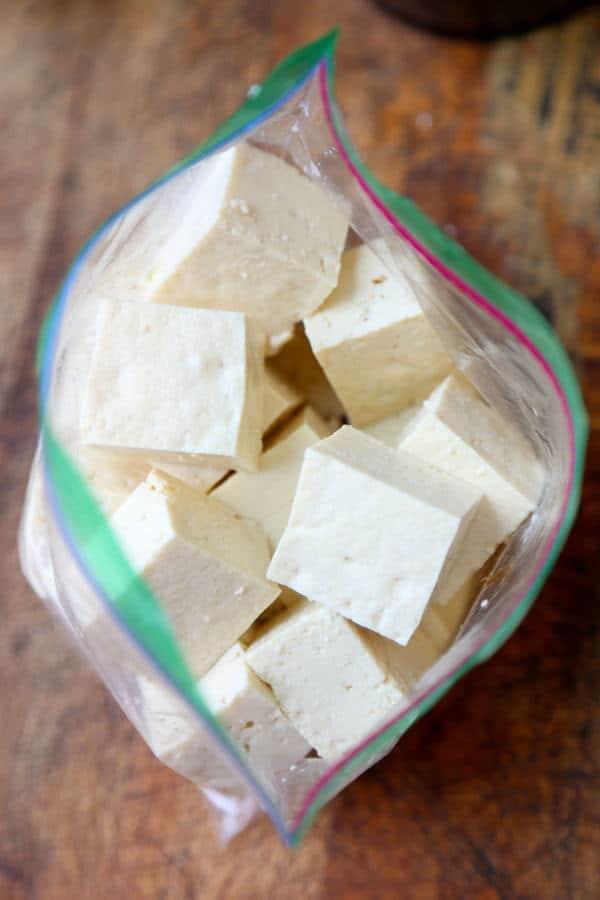 cubed firm tofu - 29 tofu recipes you will love