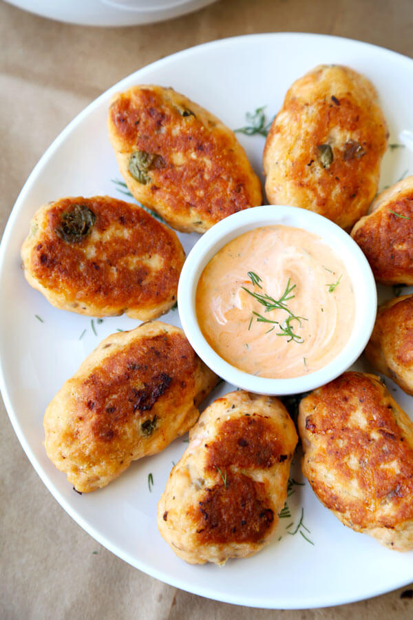 How To Make Fried Salmon Cakes