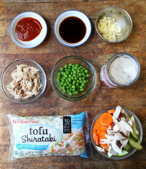shirataki-tuna-casserole-ingredients