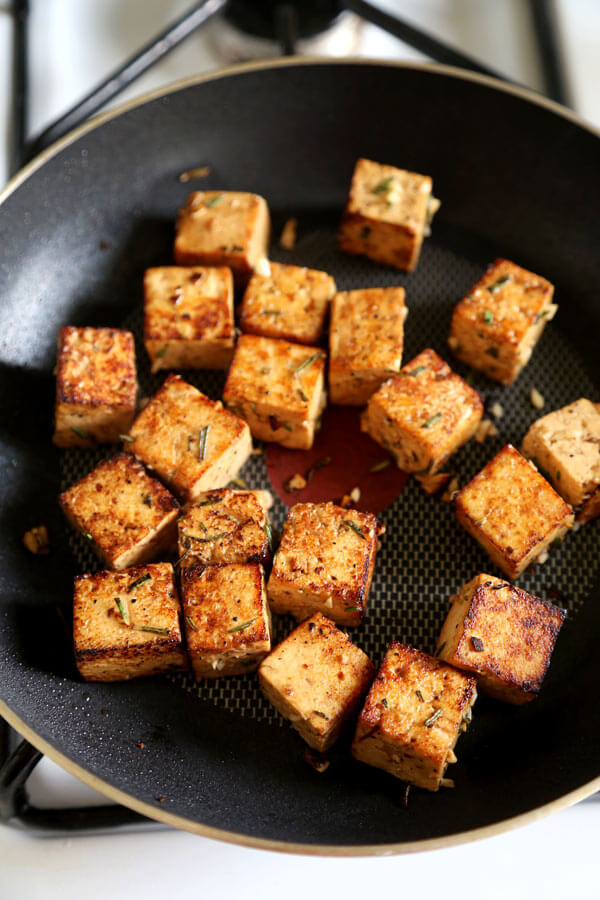 tofu-fried-in-pan